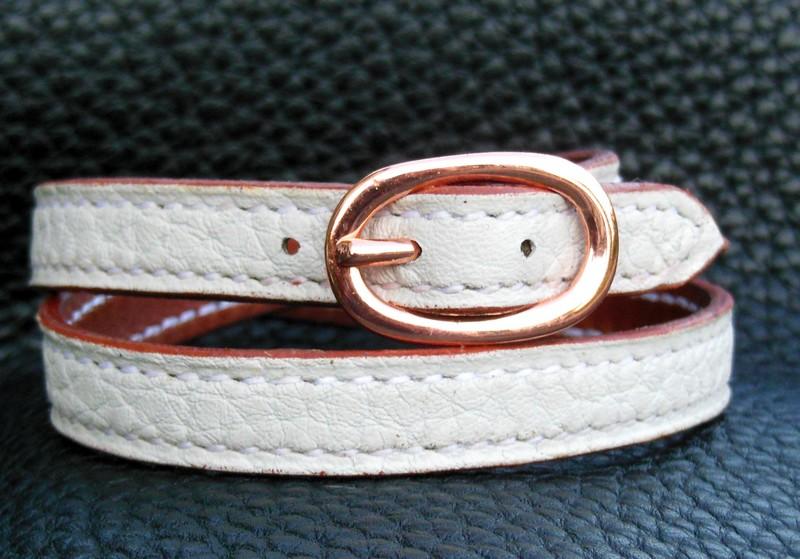 416a3493fa9 Bracelet double-officier Vignette