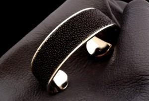 Bracelet galuchat_Vignette