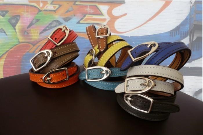 Bracelets etriers